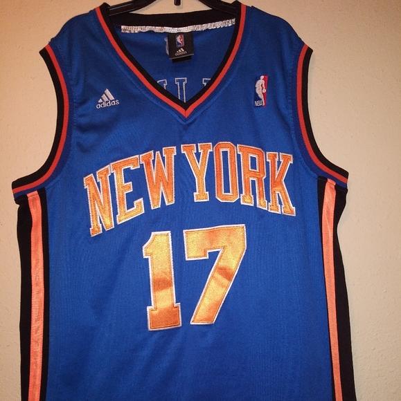 Adidas New York Knicks Lin Jersey